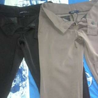 Candy Trousers (black/brown)