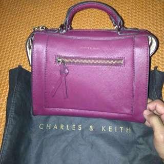 Charles & Keith Sling Bag