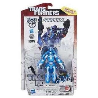 Transformers Generations Chromia