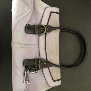 Coach Bag (leather)