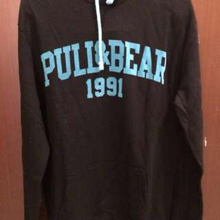 Hoodie pull & bear authentic size L