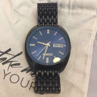 Mimco watch stainless steel