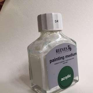 Reeves Painting Medium