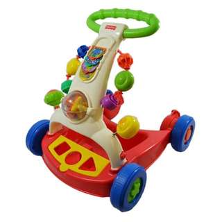 Fisher Price Basic Walker-to-Wagon