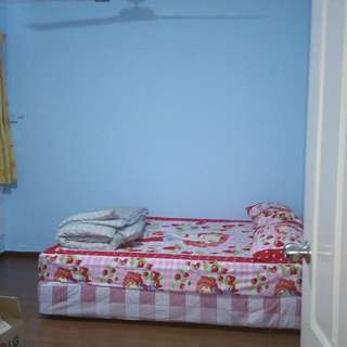 A Master Bedroom for rent