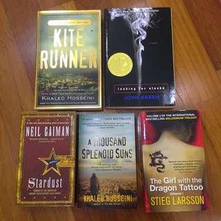 YA / Fiction Books
