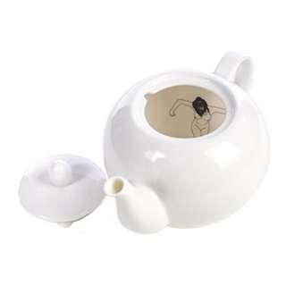 🚚 BN Pols Potten Bathing Girls Undressed Teapot Tea Pot