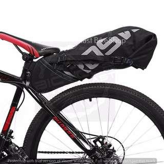 Roswheel 131414 8L Saddle Bag Bike Bag Bicycle Bag Tail Bag