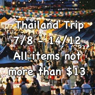 🎀 Cheap In Thailand