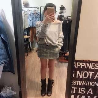🚚 格紋短褲裙