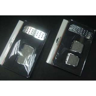 Mugen Old Style pedal Auto model 26732