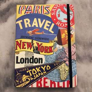 Notebook Travel