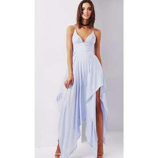 BNWT Popcherry Prismatic Maxi Dress