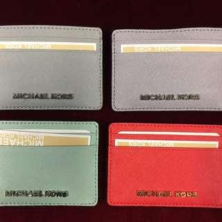 MK Michael Kors Card Holder Wallet