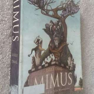 Mimus by Lilli Thal, John Brownjohn - Young Adult Fiction, Historical, Fantasy
