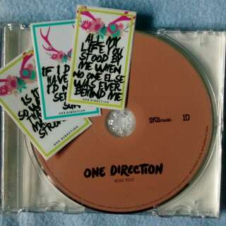 Kiss You EP by One Direction