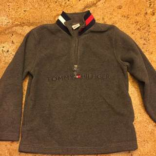 UNISEX TOMMY HILFIGER FLEECE