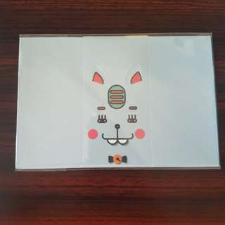 Korean Origami Paper Toy