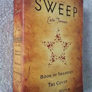 Sweep: Volume 1 by Cate Tiernan - Young Adult Fiction, Paranormal, Witches, Romance