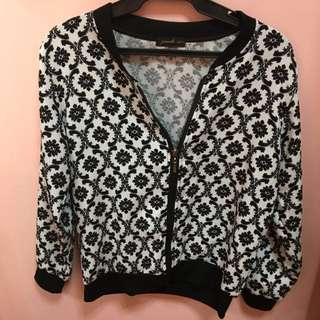 Jewels Bomber Jacket