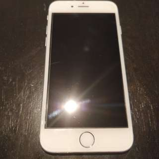 iPhone 6 64gig silver