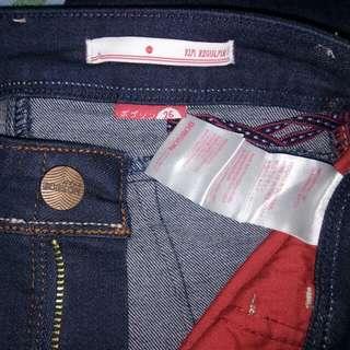Authentic Bobson Slim Fit Denim Jeans