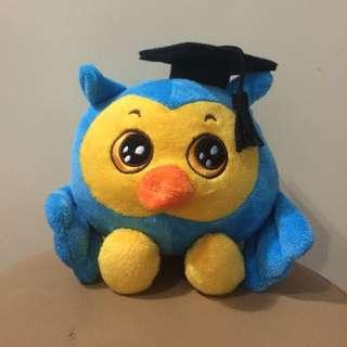 Boneka Graduation