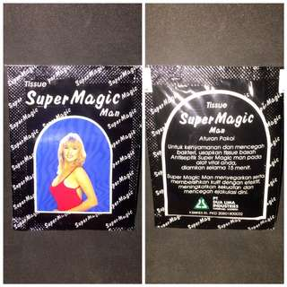 Super Magic Tissue