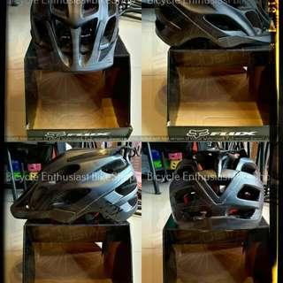 Fox Flux Helmet *High Quality Replica* Size: Large-XL Bike Helmet Bicycle Helmet MTB Helmet