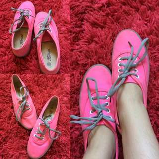 Pink Shoes (S 5-6)