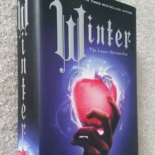 Winter by Marissa Meyer - Young Adult Fiction, Fantasy, Scifi, Fairytale Retelling, Romance
