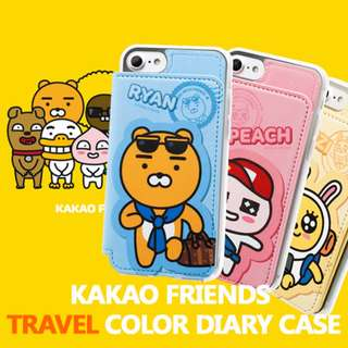 ★AUTHENTIC★KAKAO FRIENDS TRAVEL Color Diary