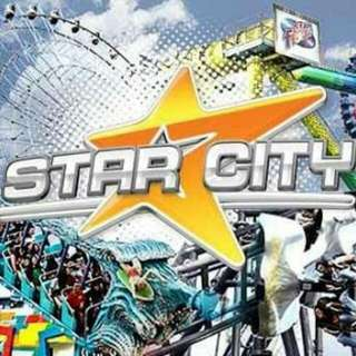 Star City Ride All you Can