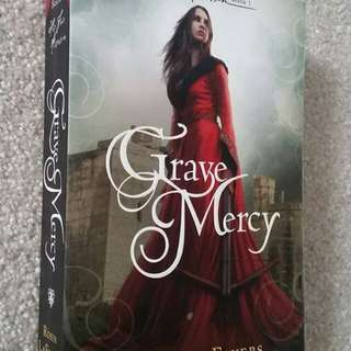 Grave Mercy by Robin LaFevers - Young Adult Fiction, Fantasy, Historical, Romance, Assassins