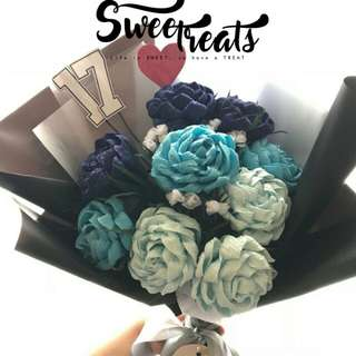 Sweetreats Twisted Rose Bouquet