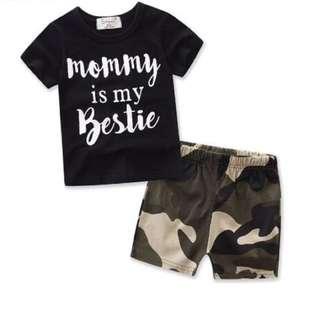 Baby Terno / Kids Terno