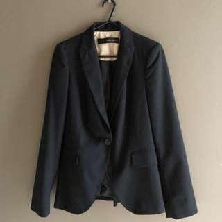 Zara formal work blazer