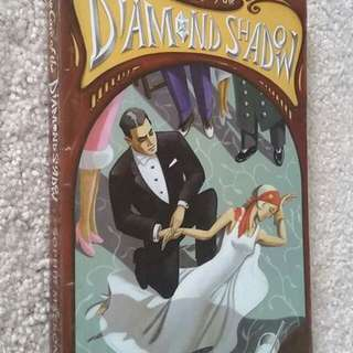 The Case of the Diamond Shadow by Sophie Masson - Mystery