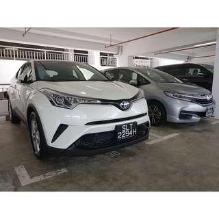 Toyota CHR HYBRID BRAND NEW!