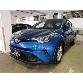 Toyota HYBRID CHR