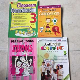 P3 assessment book