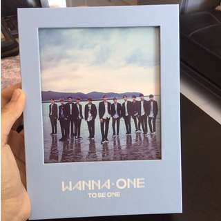 WANNA ONE - To Be One (PLS READ DESC.)