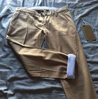Khaki Chino Pants size 30 to 32