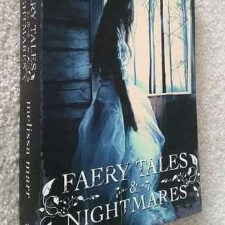 Faery Tales and Nightmares by Melissa Marr - Young Adult Fiction, Fantasy, Short Stories, Paranormal, Fairies, Romance