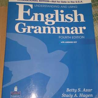 Understanding & Using English Grammar & Audio CD