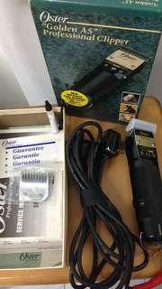 美國Oster Golden A5專業寵物電剪