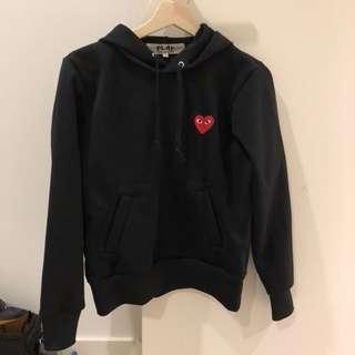 Comme Des Garçons hoodie
