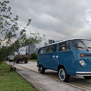 Volkswagen Kombi For Rent
