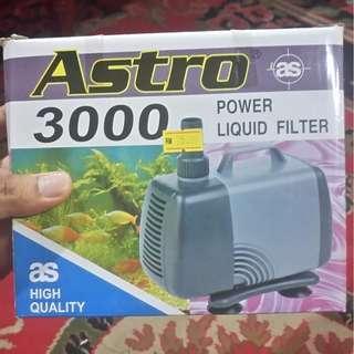 Astro 3000 Power Liquid Filter