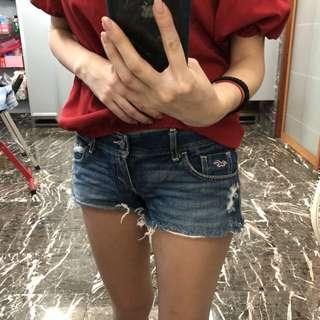 Hollister 短褲